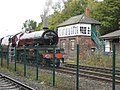 Steam Train - geograph.org.uk - 2860001.jpg