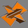 Stellation of triakis tetrahedron.png