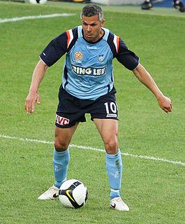 Steve Corica Australian association football player and manager