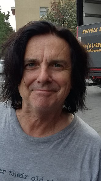 Steve Hogarth - Steve Hogarth in 2017