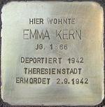 Stolperstein Böchingen Kern Emma.jpeg