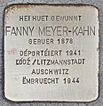 Stolperstein für Fanny Meyer-Kahn (Remich).jpg