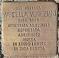 Stolperstein für Marcella Veneziani (Rom).jpg