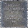 Stolperstein für Ida Weinstein