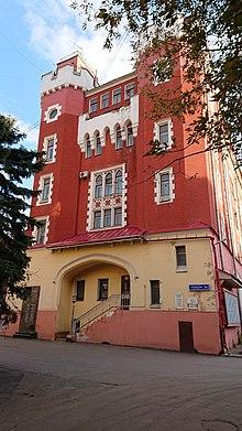Помещение для фирмы Расторгуевский переулок поиск офисных помещений Владыкино