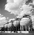 Storing butadiene and styrene in Sarnia in 1944 (4679198088).jpg
