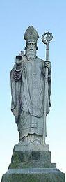 San Patricio, santo patrón de Irlanda