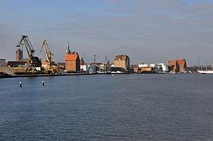 Stralsund, Hafen, 1 (2012-01-26) by Klugschnacker in Wikipedia.jpg