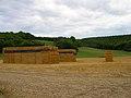 Straw Bales near Ides Barn - geograph.org.uk - 225640.jpg