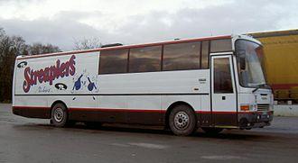 Streaplers - Streaplers' tour bus