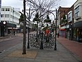 Street decor South Street Romford - geograph.org.uk - 1778200.jpg