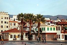 Streets of Marmaris, Muğla Province, southwest Turkey, Mediterranean