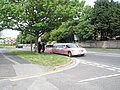 Stretch limo at the junction of Seafront and Beach Road - geograph.org.uk - 1298103.jpg
