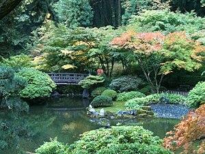 Portland Japanese Garden - Strolling Pond Garden