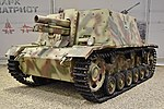 Sturminfanteriegeschütz 33B 'G-2' - Patriot Museum, Kubinka (38346467286).jpg