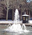 StuyTown fountain in winter.jpg