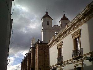 Σούκρε: Sucre, Bolivia