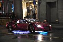 Purple Lamborghini Wikivisually