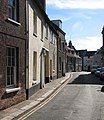 Sunday morning in Nelson Street, King's Lynn-geograph-3689449-by-John-Sutton.jpg