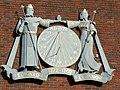 Sundial, Tunsgate Shopping Precinct - geograph.org.uk - 330409.jpg