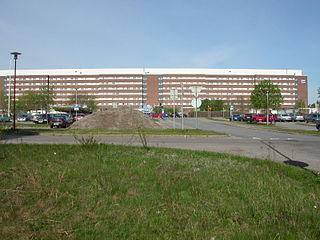 Sundsvall Regional Hospital hospital in Sweden