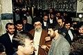 Supreme Leader Ali Khamenei in Shah Abdol Azim Mosque (7).jpg