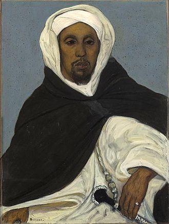 Thami El Glaoui - A pre-1923 depiction of Thami El Glaoui, Pasha of Marrakesh