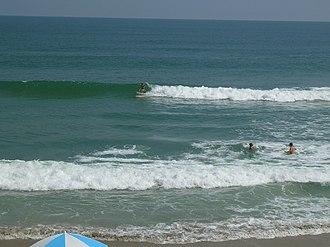 Playalinda Beach (Florida) - Surfing at Spot 5