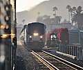 Surfliner meets Starlight at Ventura California - panoramio.jpg
