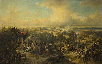Battle of Trebbia (1799) - Suvarov's battle at Trebbia by Aleksandr E. Kotsebu