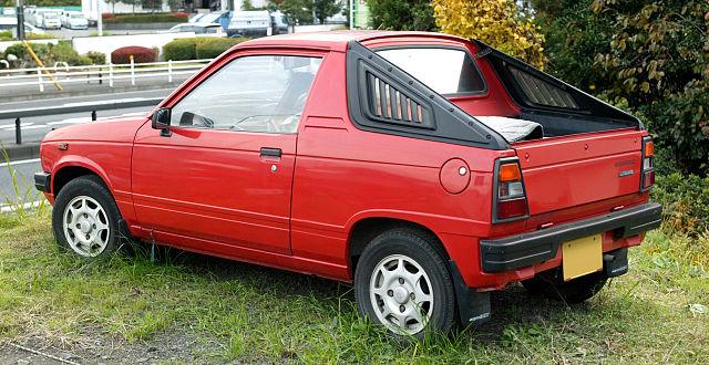 Suzuki Coupe Gx