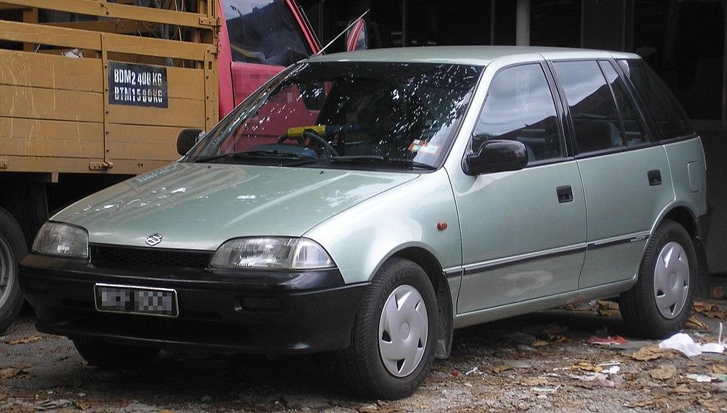 Suzuki Esteem Parts
