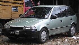 Suzuki Cultus - Wikipedia