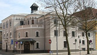 Svendborg - Svendborg Theatre