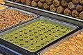 Sweets on Spice Bazaar in Istanbul 08.jpg