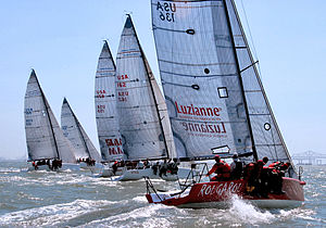 Sausalito Yacht Club - Image: Syc usmelges 32na 1