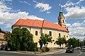 Szekszárd - Inner City Parish Church 01.JPG