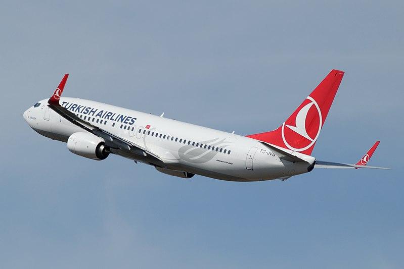File:TC-JVU B738 Turkish Airlines (29338111550).jpg