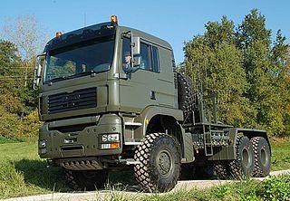 RMMV TG MIL range of trucks Type of Militarised commercial trucks.