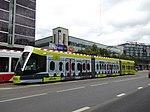 TLT tram line 4 on Narva maantee 01.jpg