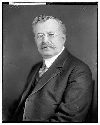 Horace Mann Towner - Image: TOWNER, HORACE M. HONORABLE