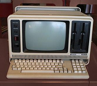 TRS-80 - TRS-80 Model 4P
