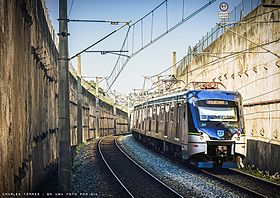 Image illustrative de l'article Métro de Belo Horizonte