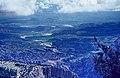 Taşeli-Plateau 08 04 1984 Becken von Mut mit Ermenek Çayı und Göksu.jpg