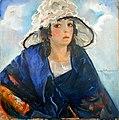 Tadeusz Pruszkowski Portret 1921.jpg