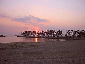 Takasago, Hyōgo - Pinus and Takasago Seaside park