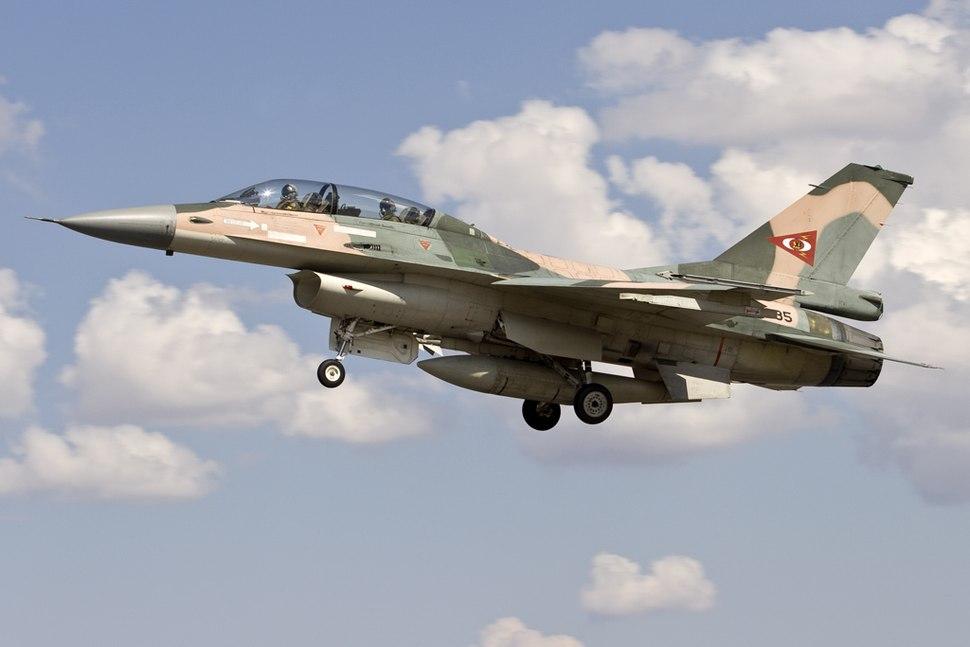 Take-off F-16B Venezuela (11037665315)