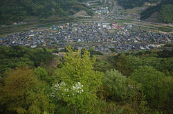 Takeda town view.JPG