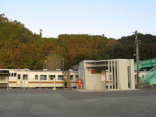 Takihara Station Railway station in Ōdai, Mie Prefecture, Japan