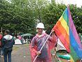 Taksim Gezi Parkı protestolarında LGBT (6).jpg